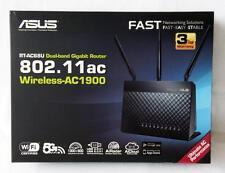 Asus RT-AC68U 3 Antenna USB3.0 Dual Band WiFI VPN Wireless AC1900 Gigabit Router
