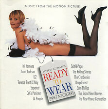 Soundtrack: Ready To Wear (Pret-A-Porter) (1994 US 14 Track CD w/12 Page Insert)