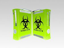 Biohazard 253 Vinyl Decal Cover Skin Sticker for Xbox360 Console