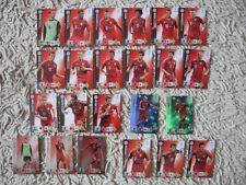 CHAMPIONS LEAGUE 12/13 PANINI ADRENALYN COMPLETE  SET  fans BAYERN + UPDATE