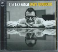 Dave Brubeck - The Essential - The Best Of / Greatest Hits 2CD NEW/SEALED
