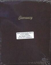 DANSCO Currency Stock Book 9 Pages Album #7001