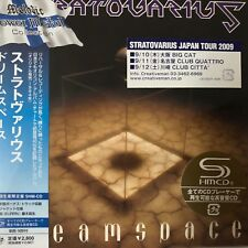 Stratovarius - Dreamspace(SHM-CD. jp. mini LP),2009 UICY-94275 Japan