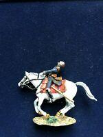 SOLDAT DE PLOMB CAVALIER EMPIRE GENERAL GAULAINCOURT LA MOSKOVA RUSSIE 1812