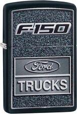 Zippo 29835, Ford F-150 Trucks, Black Matte Finish Lighter