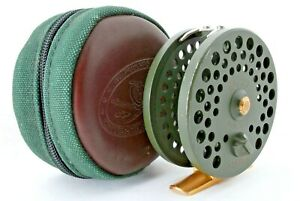 Orvis CFO III Fly Fishing Reel Limited Color Made in England /w Case 869057