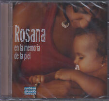 En la Memoria de la Piel * by Rosana (Spain) (CD, Dec-2016) NOW SHIPPING !
