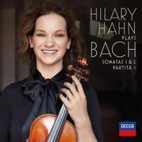 Hilary Hahn Plays Bach - Sonatas 1 & 2, Partita 1 (NEW CD)