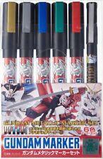 Gunze Sangyo Gundam Metallic Marker Set (6) GMS-121