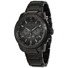 Citizen Ecosphere Eco-Drive Black Dial Black Quartz Mens Watch CA4184-81E
