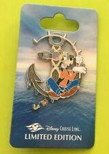 Disney Cruise Line Anchor Series 3 of 12 Goofy Pin 83579 Limited 750 Htf Rare