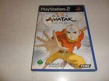 PlayStation 2  PS 2   Avatar - Der Herr der Elemente
