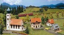 More details for faller village set building kit ii z gauge 282777