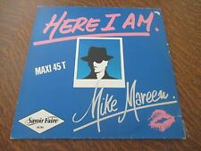 maxi 45 tours MIKE MAREEN here i am
