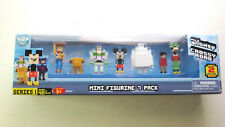 New listing Disney Crossy Road Series Mini Figure Set Pack Mickey Mouse Toy Story Lion King