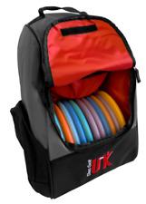 Disc Golf UK Chariot Backpack Rucksack for Frisbee Golf Holds 20 Discs DGUK