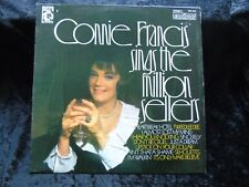 Connie Francis - Sings The Million Sellers - Vinyl Album