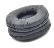 2 pairs 55mm Black Replacement cushioned ear pads pillow for headphones headset