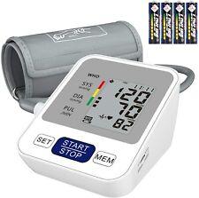 Tensiómetro de Brazo Digital Automático de la Presión Arterial y pulso