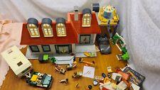 Playmobil 3965 Einfamilienhaus mit viel Zubehör