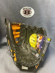 Wilson A2K INF Fastpitch Outfield Softball Glove 12 inch A2K0FP3INF NWT RHT RARE