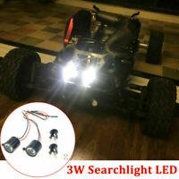 LED Licht Lampe Scheinwerfer Light Für 1/10 Traxxas TRX4 SCX10 D90 RC Truck Car