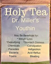 Dr Millers Holy Tea  HUGE SALE EXTENDED! 4 Month Supply = 32 Bags +FREE S/H WOW!