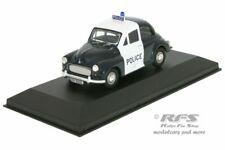 Morris Minor 1000 Polizei Police 1968  1:43 Corgi Vanguards 05809 NEU