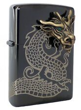 Zippo Lighter ● Golden Dragon 3D Limited Edition ● 2005266 ● New Neu ● B5