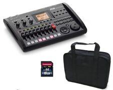 Zoom R8 + General Soft Case + Sdhc/16Gb Multi Track Recorder/Audio Interface