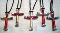 Delta 3.5 Race Horseshoe Nails Pre Bent for Disciples Cross Necklaces /& Keychain