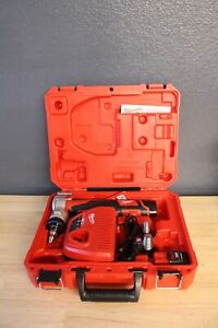 Milwaukee 2474-22 PROPEX Expansion Tool Kit W/ 3 heads  OPEN BOX