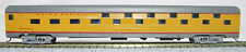 N Budd Passenger Slumber Coach Car Union Pacific (Yellow/Grey) (1-41314)