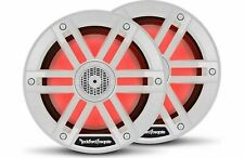"Rockford Fosgate M1-8 8"" Color Optix™ Marine 2-Way System White"