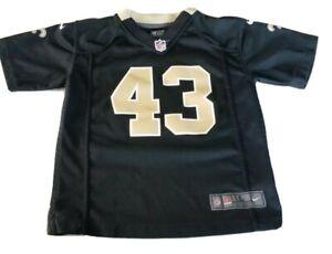 Darren Sproles New Orleans Saints Black Nike Jersey Sz Kids Large 7