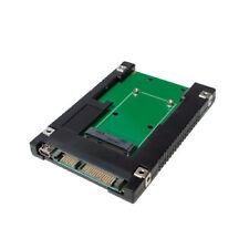 LogiLink MINI mSATA SSD a 2.5 pollici SATA Adattatore Convertitore Scheda ua0223