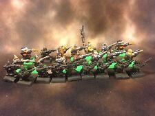 Warhammer Fantasy AOS Dwarf Dwarves Thunderers Metal OOP