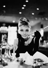 Audrey Hepburn poster 24x36 Breakfast At Tiffany'S