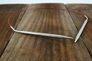 ChiaoGoo Stainless Steel Circular Knitting Needles Regular Tip Stainless- NEW!