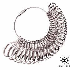 Finger Gauge Ring Sizer Mandrel Jewellery Kit Tool  27 piece Wedding Engagement