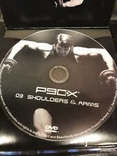 P90X Shoulders & Arms w/ AB Ripper X DVD Disk 03 Tested Ships Fast!!!!