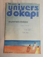 N23 Rivista Universo Okapi N° 85 I Primo Cristiani, La Palestina, A Anno 30