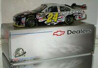 2009 DOOR# Jeff Gordon #24 NATIONAL GUARD 1/24 car#24/144 DOOR GM DEALERS WOW