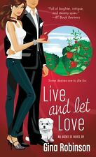 Live and Let Love: An Agent Ex Novel