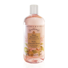 Crabtree and Evelyn Rosewater Bath and Shower Gel 16.9 oz w/Pump Large. New!