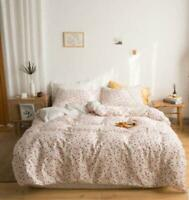 3D Color Spots On White KEP3146 Bed Pillowcases Quilt Duvet Cover Kay