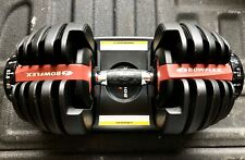 Bowflex SelectTech 552 Adjustable Dumbbells (Pair) (New w/o Packaging)