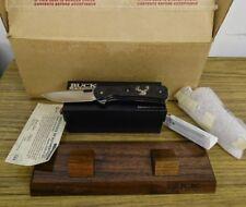 BUCK KNIFE 0347YISLE 347 347YISLE LIMITED 2010 YELLOWHORSE MULE DEER VANTAGE