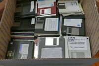 "Huge lot of 100 FLoppy disks 3.5"", 3-1/2"", 1.44MB  Double Sided High Density."