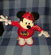 Disney Mickey Mouse Master Moves M3 Break Dancing Star Fisher-Price Dance Star